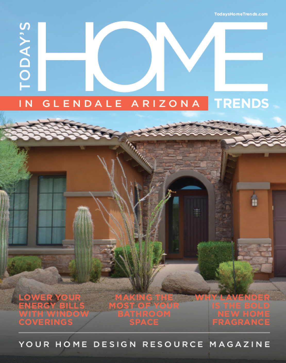 Today's Home Trends Magazine