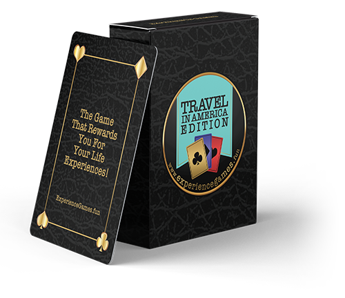Travel in America Card Game