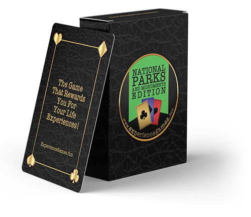 National Parks and Monuments Card Game