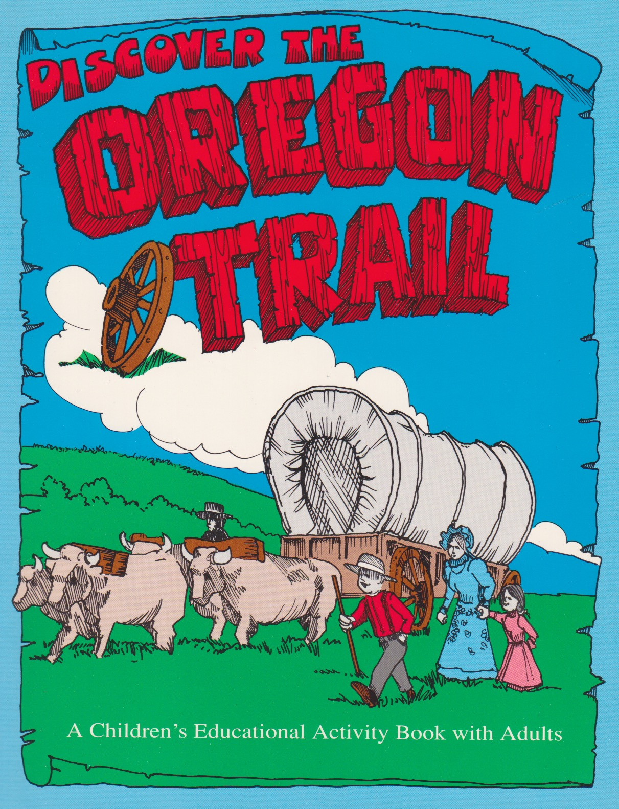 Oregon Trail Book